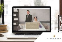 Mikhael and Gisella - Grande Package by LIfegreet Online Invitation