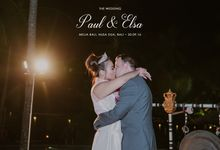 The Story of P & E by I Love Bali Photography