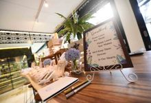 Bert and Carol Venue Styling by Te Planner