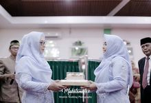 Wedding Day Belqis & Mualim 02 Nov 2019 by Bingkis Seserahan
