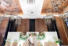 Intimate Wedding by Kreasijemari Decoration