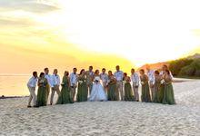 Michael & Karen Wedding by Love Bali Weddings