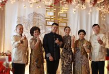 Sangjit House Of Yuen Hotel Fairmont Jakarta - MC Anthony Stevven by Anthony Stevven