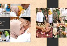 Defitri dan Adif Wedding by Swarna Wedding