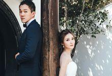 Yang Ming Mountain Shooting Base x Building 101 by Cang Ai Wedding