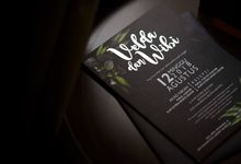 Rustic Wedding Velda & Wibi by Khayim Beshafa One Stop Wedding