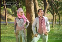 Prewedding Magazine by HG Imaging
