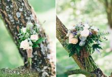 Intimate Nature Wedding by Rokolya Photography