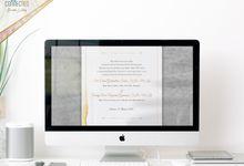 Sitti Ervia & Sandy - Digital Invitation / Undangan Digital Connectied v2.0 + Live Streaming by Connectied Virtual Wedding