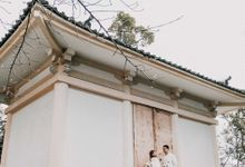 Kyoto PREWEDDING by Costes Portrait