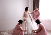 Adri & Teresia Wedding by deVOWed Wedding & Event Planner
