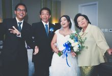 Andrea & Fransisca Wedding by deVOWed Wedding & Event Planner