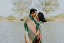 SURYA & PUTRI PREWEDDING SESSIONS IN SERANGAN ISLAND by Pixamore