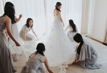 Yu Jin & Kelly @ Villa Anugrah by Bali Dream Day