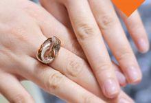 Ladies Ring by Crown Jewellery