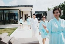 Jonathan & Aileen by Luxury Weddings Indonesia