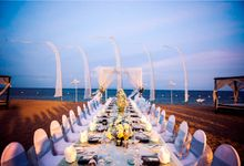 Wedding Reception by Grand Mirage Resort & Thalasso Bali