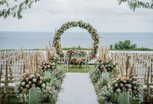 Wedding Kevin & Paulina by Bali Izatta Wedding Planner & Wedding Florist Decorator