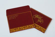 Indian theme wedding by 123WeddingCards