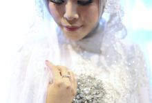 The Wedding Of Kiki & Adlan by Maheza Studio