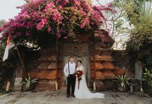 Vivian & Derek by baliVIP Wedding