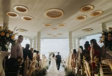 Erika & Dale Wedding by KAMAYA BALI