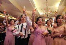Ritz Carlton - Cheryl & Gustav Wedding Reception by Jova Musique