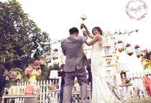 Sassa &Ranu Wedding by MarryMe-Wedding
