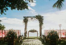 Wedding Ceremony by The Patra Bali Resort & Villas