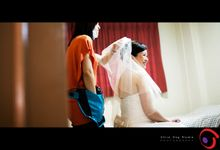 Actual Day Wedding by Chris Ong Studio Photography