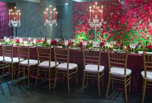 Empire State of Mind - India X NYC wedding in Hong Kong by The Wedding Company