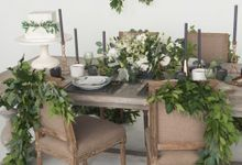 Modern Whimsy - Dinner Reception Mock Up by SO PRODUCTION THAILAND (EVENT & WEDDING)