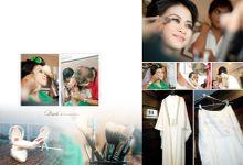 Wedding Book Khaled & Nurhayati by mata angin photography