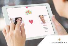 Atma and Novi - Grande Package by LIfegreet Online Invitation