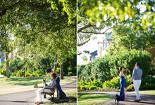 Engagement - Wiediam and Lynn by The Wagyu Story