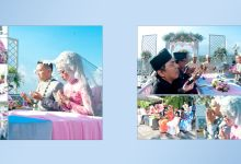 Wedding Book Intan & Fery by mata angin photography