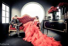 Jeffrey & Linda by Catherine Wedding & Photo