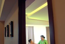 The wedding Synthia & Donis by Gracio Photography