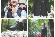 The Wedding of Calvin & Maria by Starlite Photography