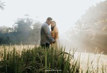 The Prewedding Of Andrew & Dinar by alienco photography