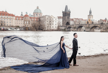 Ivan and Clarine Prewedding by Cappio Photography