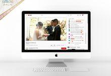 Elvin & Devina - Digital Invitation / Undangan Digital Connectied v1.1 + Live Streaming by Connectied Virtual Wedding