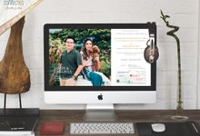 Jason & Callista - Digital Invitation / Undangan Digital Connectied v1.1 + Live Streaming by Connectied Virtual Wedding