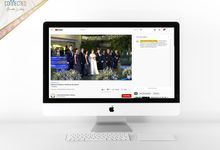 Rubetta & Melissa - Digital Invitation / Undangan Digital Connectied v1.1 + Live Streaming by Connectied Virtual Wedding