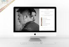 William & Angela - Digital Invitation / Undangan Digital Connectied v1.1 by Connectied Virtual Wedding