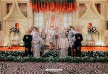 Wedding of Cuddhi & Zaki | 27 February 2021 by Financial Club Jakarta
