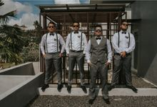 Wedding of Ewin & Ling sia by Bali Destination Wedding