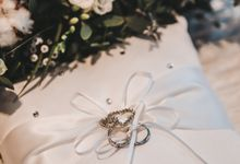 Solemnization Photography - Amelia & Jeffrey by Knotties Frame