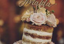 Cake Topper Design by Gordon Blue Cake