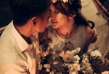 Engagement [Night/ Day] Photography - Yuan Yin & Sebastian by Knotties Frame